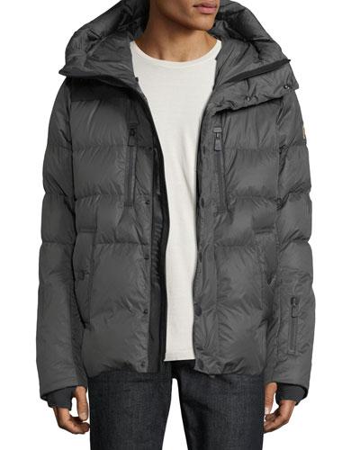 Rodenberg Hooded Puffer Coat