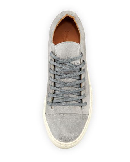 Men's 315 Reed Suede Low-Top Sneakers, Gray