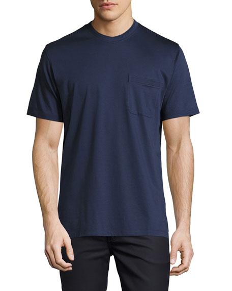 Cotton Pocket T-Shirt