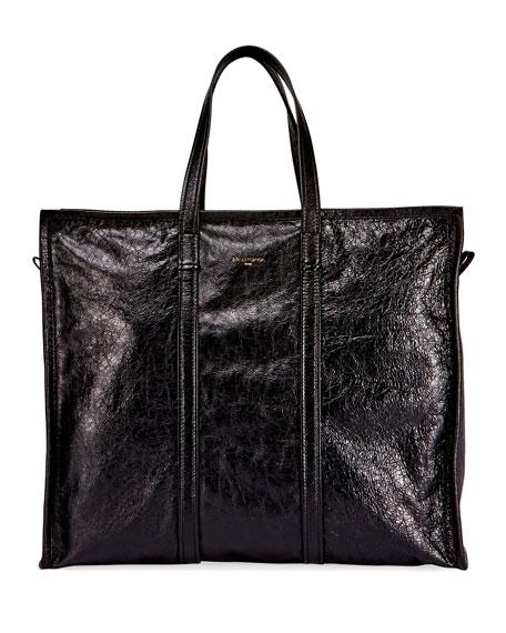 Bazar Leather Large Tote Bag
