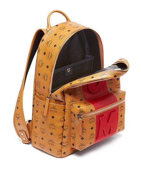 Stark Stripe Visetos Backpack