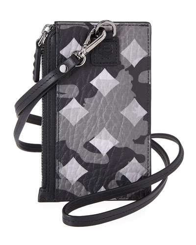 Ottomar Munich Lion Camo Card Wallet