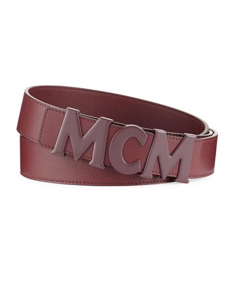 Letter Collection Belt