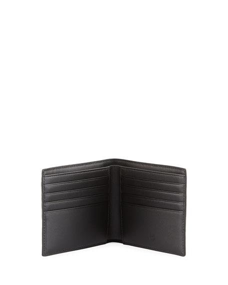 Ottomar Munich Lion Camo Bi-Fold Wallet