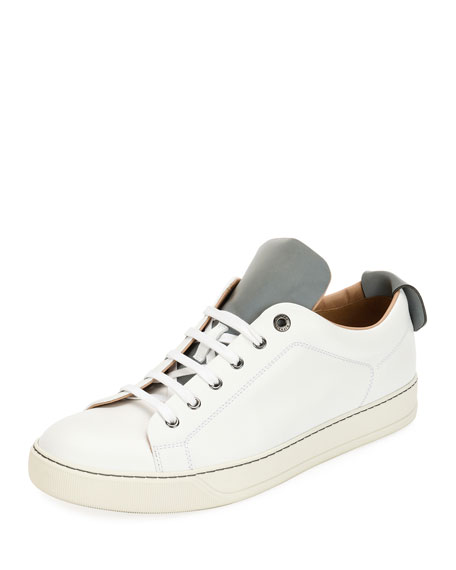 best store to get sale online Lanvin two tone low top sneakers cheap view footlocker finishline for sale outlet best place outlet countdown package uxxom