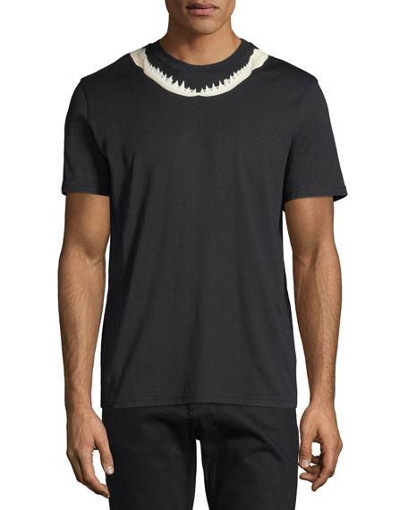 Cuban-Fit Shark Dentures T-Shirt