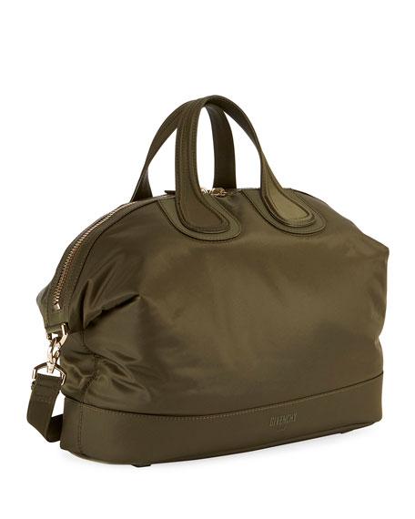 Men's Nylon Nightingale Bag, Khaki