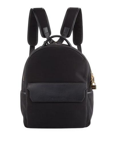 PHD Neoprene Backpack, Black