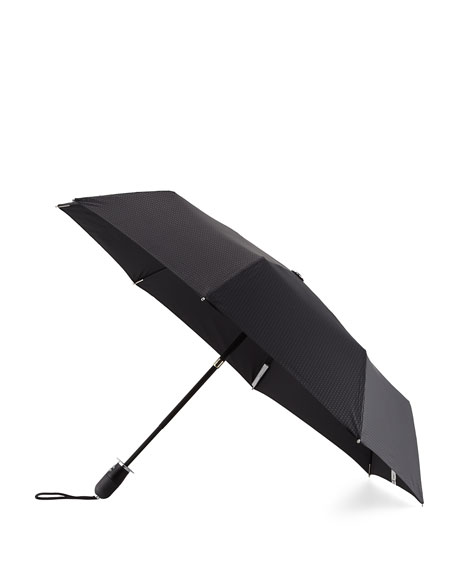 ShedRain Stratus Chrome 70000 Umbrella, Black