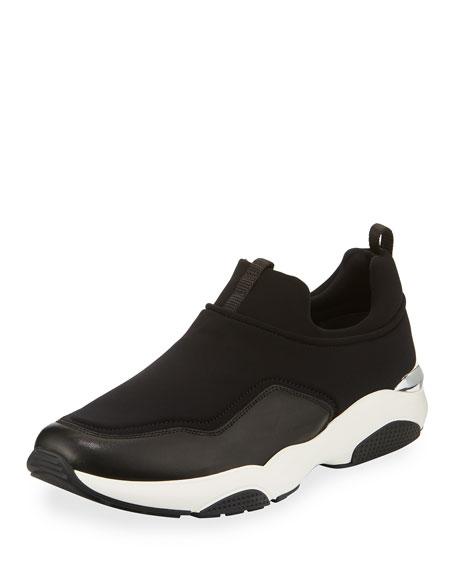 Ferragamo Slip On Sneakers