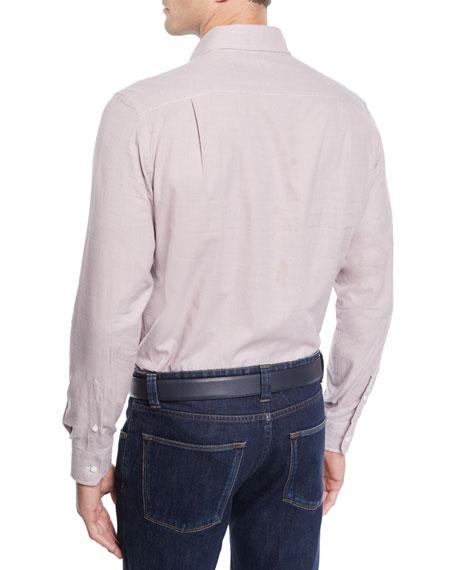 Micro-Check Sport Shirt