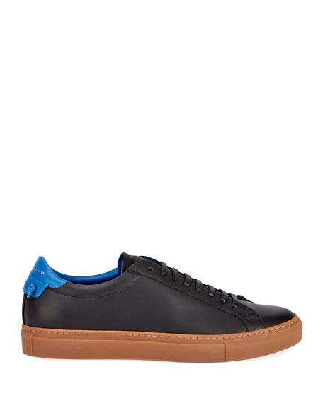 Men's Urban Knot Leather Low-Top Sneaker
