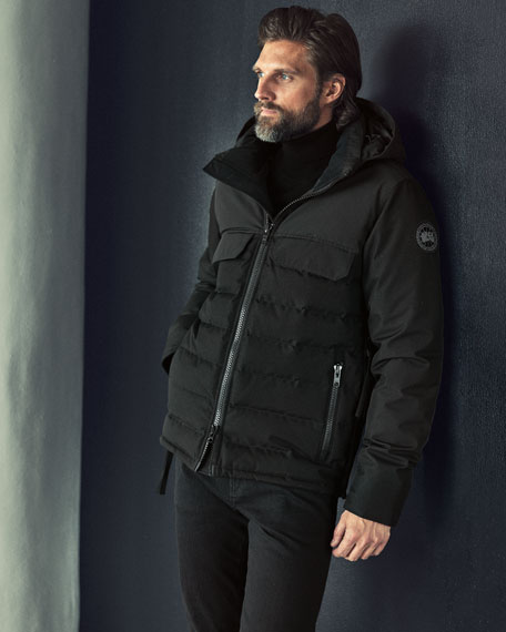Canada Goose Hargrave Hooded Down Parka Clearance View Outlet Countdown Package WQxSEXRFS
