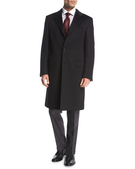 Cashmere Top Coat
