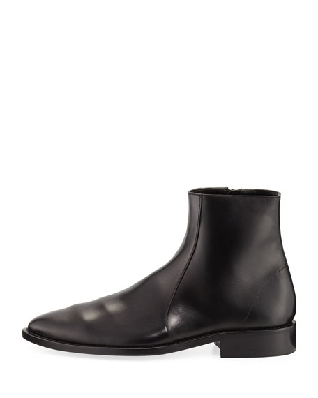 City Leather Ankle Boot