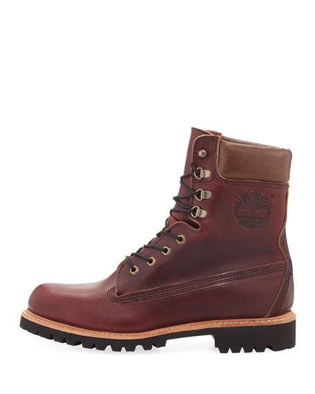 """8"""" Premium Waterproof Hiking Boot, Wine"""