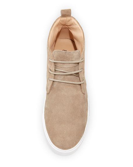 Casetta Suede High-Top Chukka Sneaker