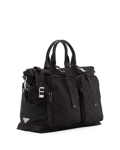 24309bc4847d Prada Tessuto Montagna Duffel Bag