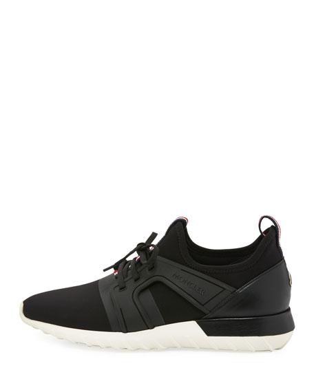 Emilien Trainer Sneaker, Black