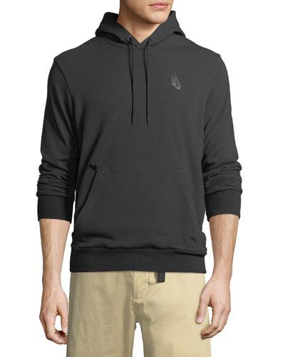Nikelab Essentials Hoodie Pullover, Black