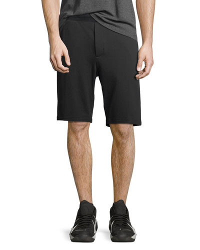 Nikelab Essentials Fleece Shorts, Black