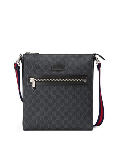 98a5cdb3c Gucci GG Supreme Messenger Bag