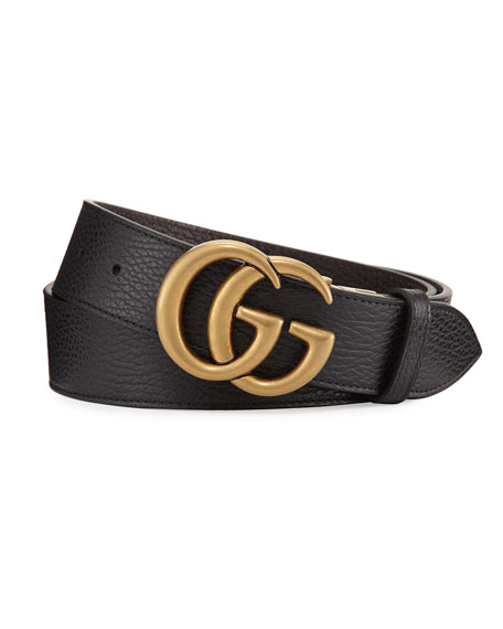 8792ffbcc46 Gucci Reversible Leather Double G Belt