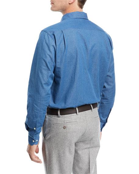 Andre Denim Sport Shirt