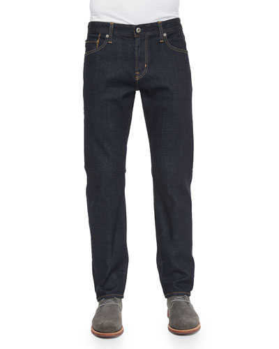 Graduate Jack Dark Wash Denim Jeans  Indigo