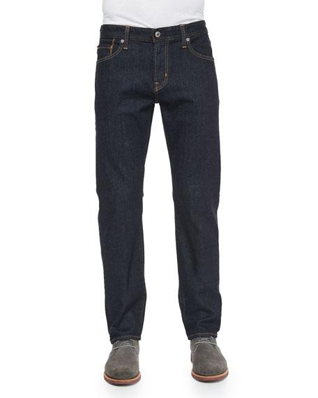 Graduate Jack Dark Wash Denim Jeans, Indigo