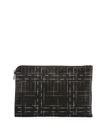 Metropolis Napa Leather Pouch