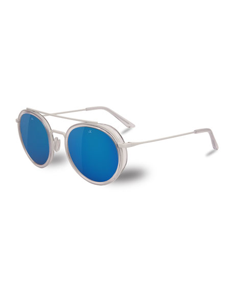 b05147240aa Vuarnet Edge Panthos Polarized Sunglasses
