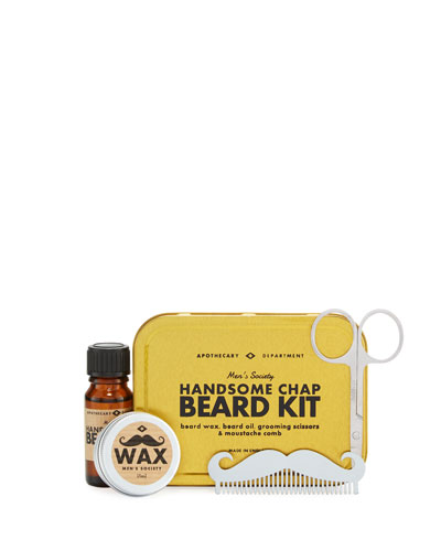 Handsome Chap Beard Kit