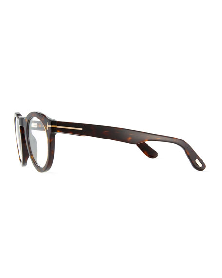 Soft Rounded Acetate Optical Frames