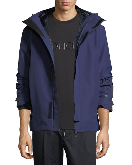 49cc87298d9 Moncler Grenoble Megeve High-Performance Hooded Jacket