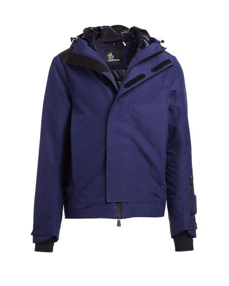 Moncler Grenoble Megeve High-Performance Hooded Jacket e4662c2c589