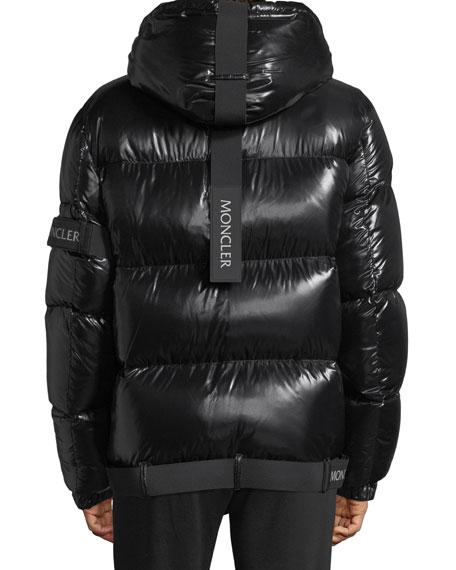 Brook Shiny Puffer Jacket