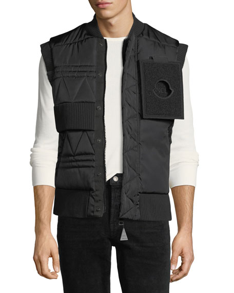 Trish Quilted Utility Vest