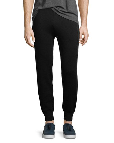Jogger Pants w/ Racing Stripes