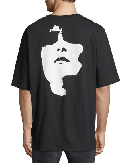 Siouxsie Sioux Face Graphic T-Shirt