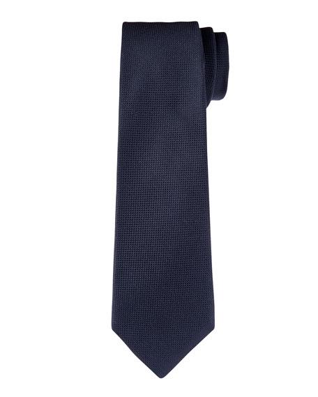 Cinabre Lizard Silk Satin Tie