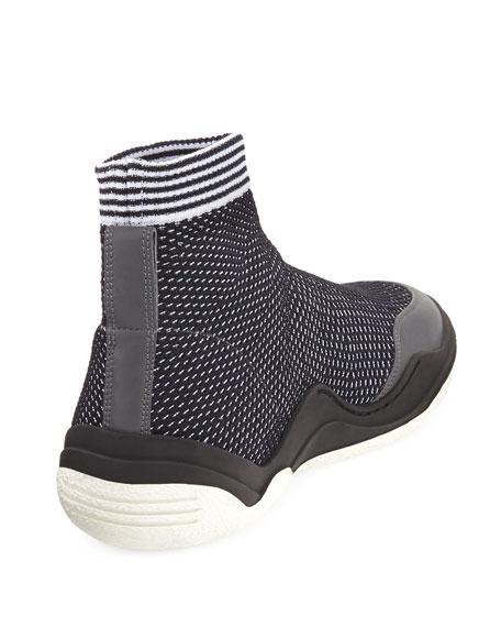 Mesh Knit Trainer Sneaker