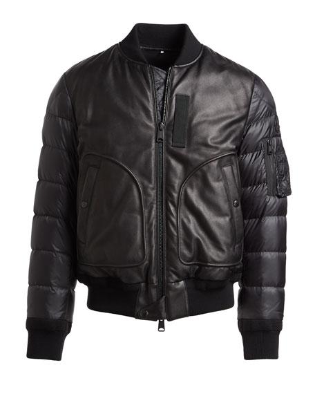 Bertrand Leather Jacket
