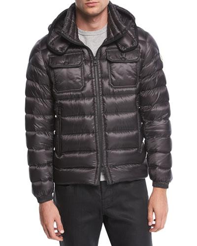 Valence Utility Jacket w/ Detachable Hood