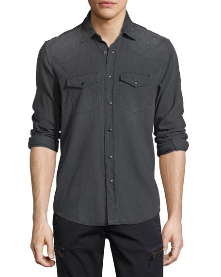 Somerford Denim Western Shirt