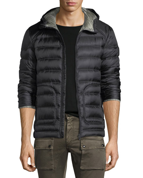 Fullarton Hooded Down Jacket