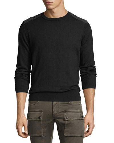 Kerrigan Cotton Crewneck Sweater