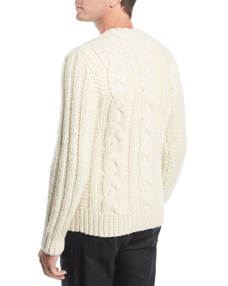 Holmesdale Cable-Knit Sweater