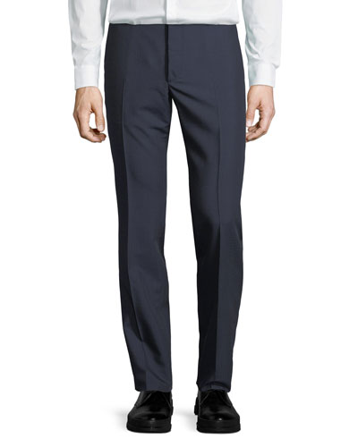 Classic Slim-Fit Pants