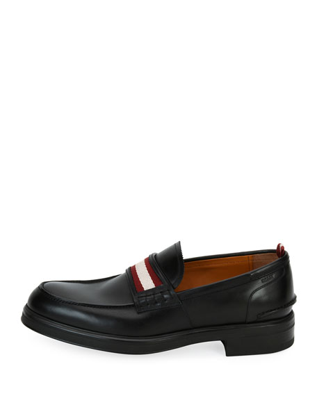 Morkan Trainspotting Leather Penny Loafer